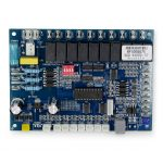 Circuit board for pool heat pump