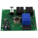 Circuit board for heat pump